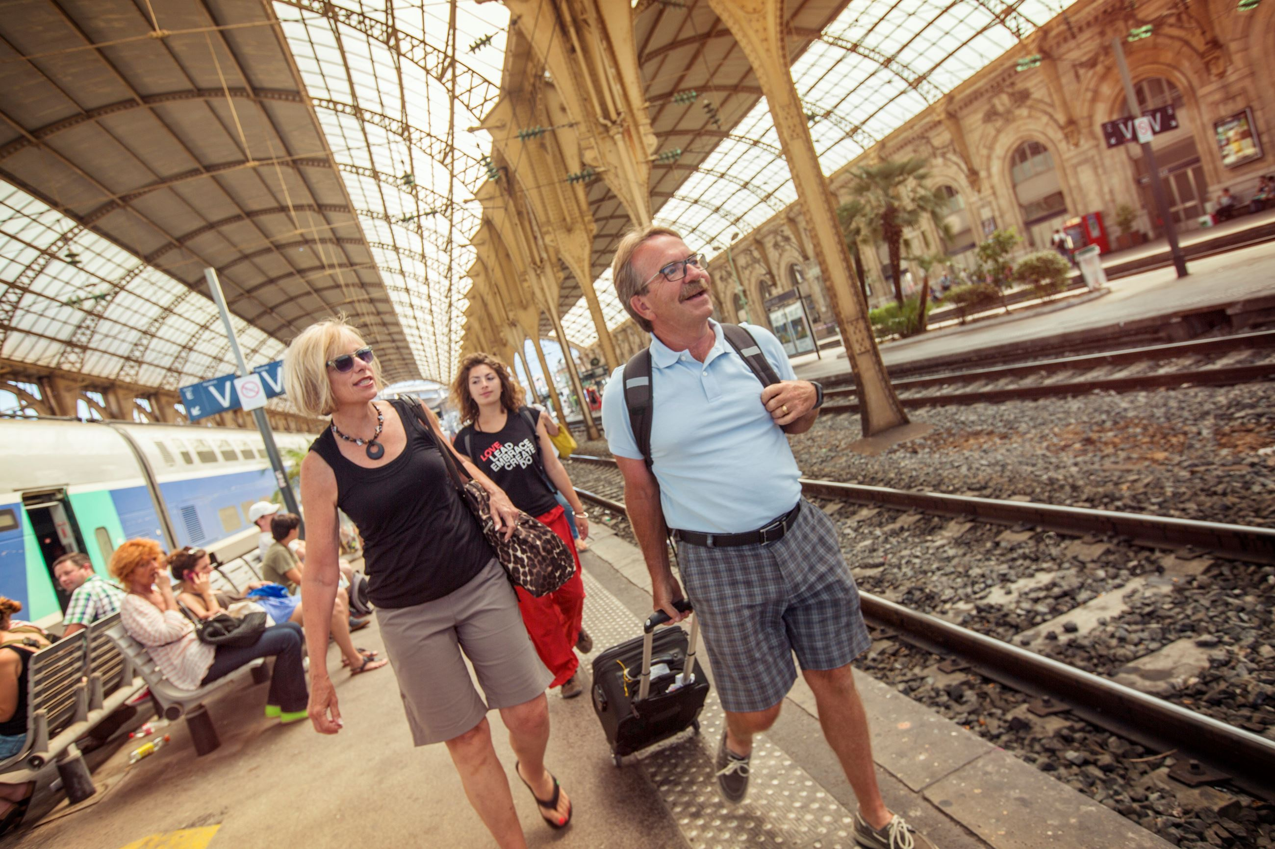 G Adventures Europe by Rail