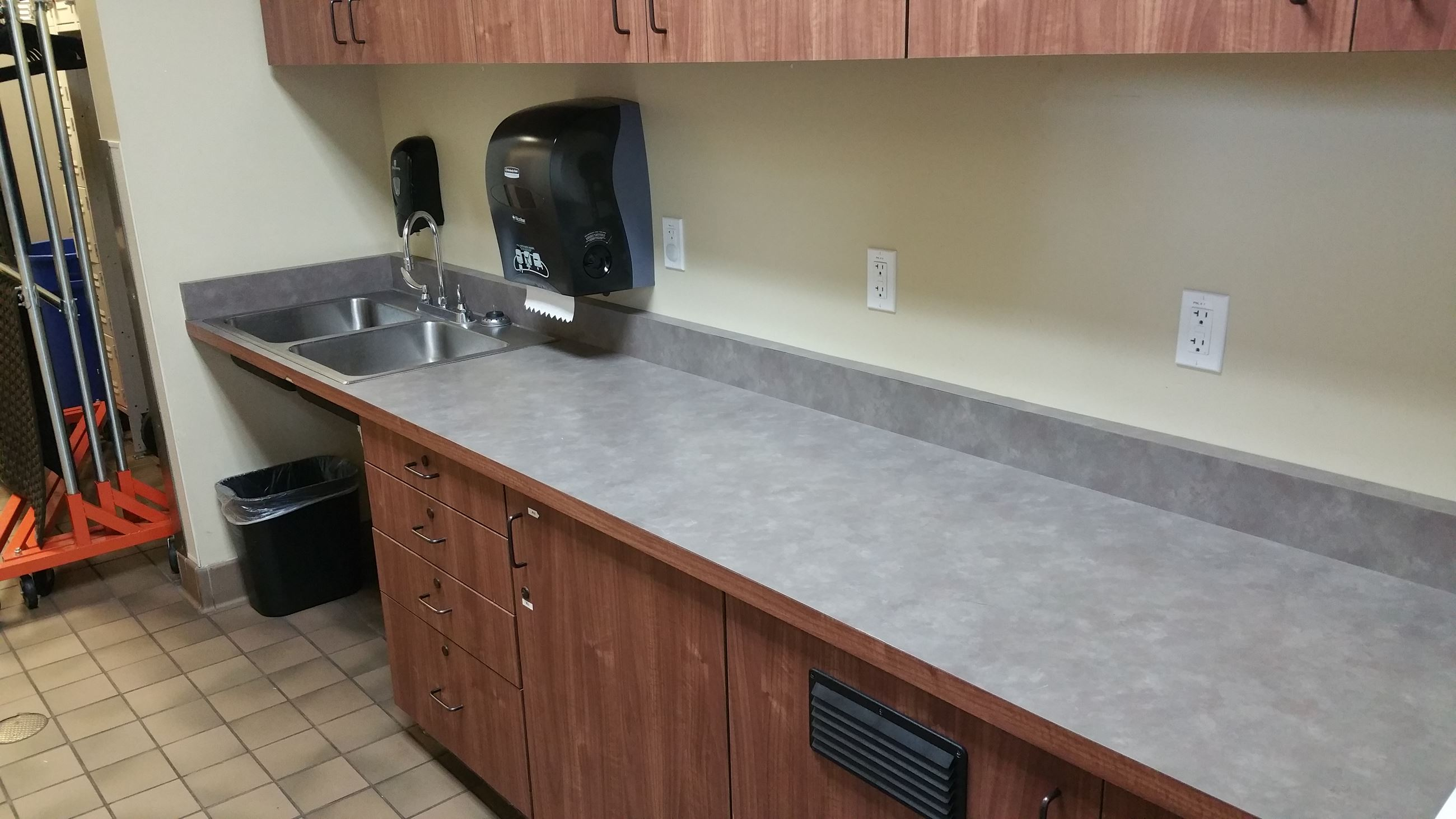 McHale Sink area